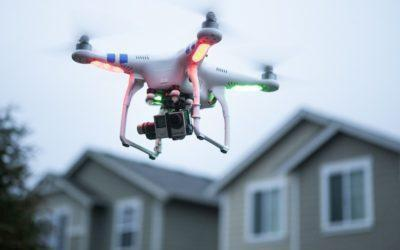 Real Estate Drones, More Homes and Higher Interest Rates in 2017